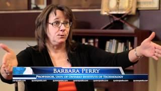 Barbara Perry and Islamophobia