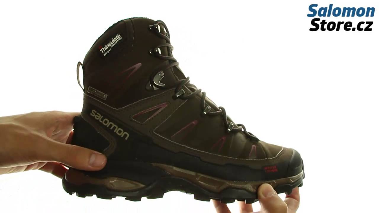 on sale 91fcc 978d6 Salomon X Ultra Winter CS WP W 391833