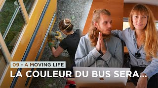 09 - On vous dit tout sur le BUS: NOM, COULEURS et DESIGN intérieur!