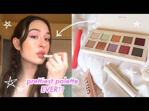Trying Ohii Beauty! (Urban Outfitters Makeup) | Chat & Try