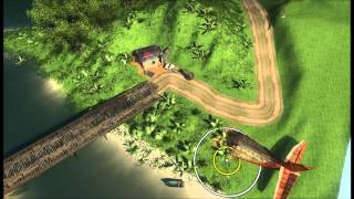 Far Cry 3 Map Editor Speed Mapping Folge #17 Heli Crashsite