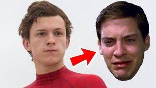 Yeni SpiderMan, Tobey Ben Amcayı Oynasın Dedi