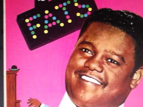 """Fats Domino    """"  Blueberry Hill """"     2019 Remix."""