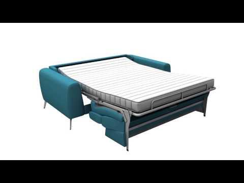 BoConcept Madison Sofa Bed - Danish Furniture Store In Sydney Australia