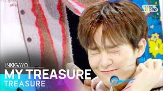 Download TREASURE(트레저) - INTRO + MY TREASURE @인기가요 inkigayo 20210117