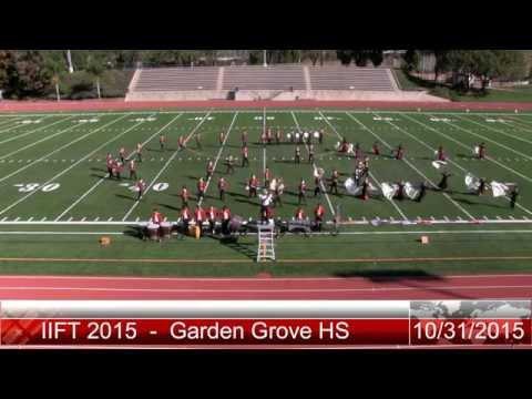 IIFT2015 Garden Grove High School