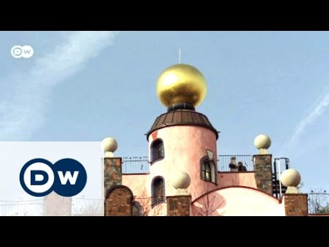 Hundertwasser and his Dreamscapes | Euromaxx
