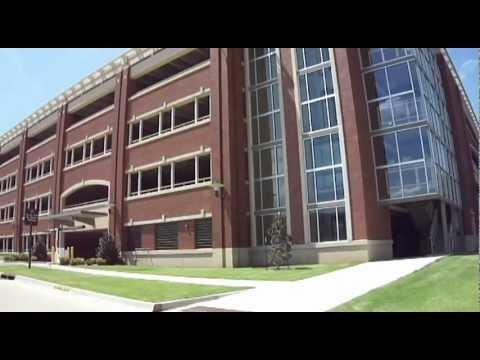 Monroe Street Parking Garage (Oklahoma State University)