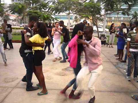 Projeto Kizomba na Rua, Luanda 2014.09.21. #2