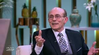 بعد 35 سنة.. محمد صبحي يحكي كواليس مسرحية الهمجي مع منى الشاذلي