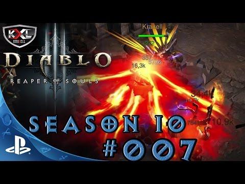 DIABLO 3 [PS4 Pro   UEE   SEASON 10] #007 -  HYDRA macht das! ➥ Let's Play