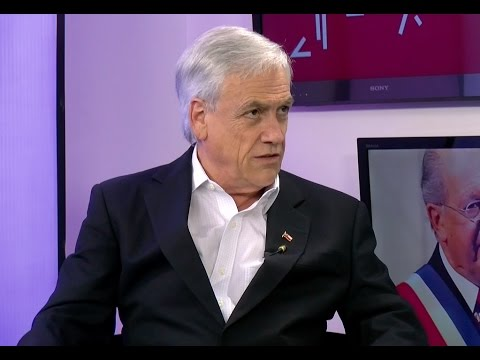 """Sebastián Piñera: """"Conozco buenos candidatos que terminaron siendo muy malos presidentes"""""""