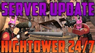 TF2: Server UPDATE! Much more plugins, ranks and more! CaptainMeatliBoy server! [English] [HD]