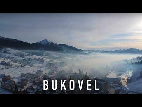 GOPRO | DJI | BUKOVEL 2018 | БУКОВЕЛЬ 2018