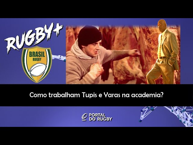 Como trabalham Tupis e Yaras na academia?