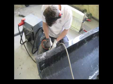 Manufacturing of Monocoque