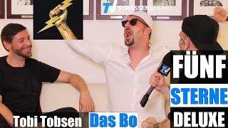 FÜNF STERNE DELUXE Interview mit MC Bogy zum Album