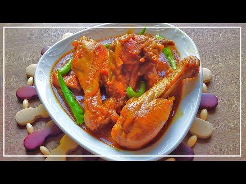 চিকেন ঝাল ফ্রাই - হোটেল স্টাইল | Chicken Jhal fry recipe Bangladeshi