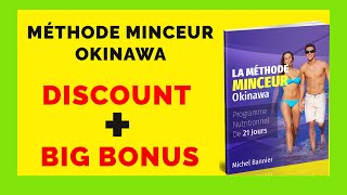 French Okinawa Flat Belly Tonic - Méthode Minceur Okinawa