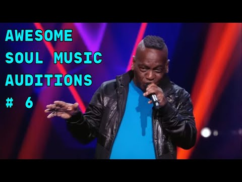 Top 5 Awesome SOUL MUSIC Auditions Worldwide #6