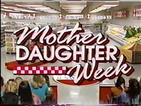 Supermarket Sweep - (Mother-Daughter) Megan & Cathy vs  Corinne & Chris vs   Cambria & Carol (1992)