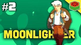 THE STUBBORN MERCHANT   Moonlighter [Part 2]