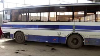У Дрогобицькому районі обстріляли рейсовий автобус