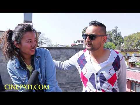 चलचित्र '२ रुपैयाँ' टिमसंग रमाइलो गफ || Kutu Ma Kutu - Nepali Movie Dui Rupaiyan || Nischal Basnet