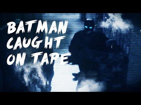 BATMAN CAUGHT ON TAPE (Live Action Fan Film)