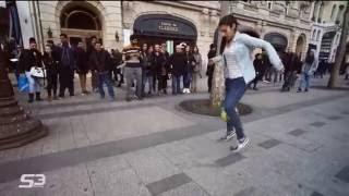Эта арабская девушка играет в футбол как бог | Arabian girl football 80lvl