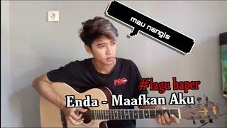Download Mp3 Enda - Maafkan Aku   Cover Gitar By: Ali Custik