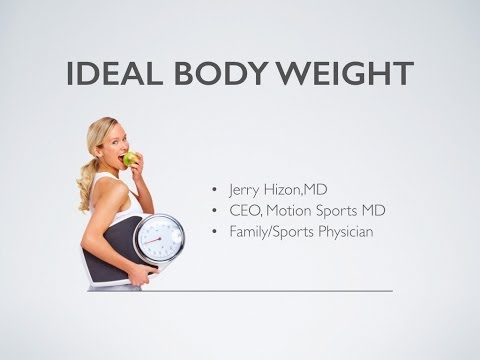 Reach Your Ideal Body Weight Seminar by Dr Jerry Hizon