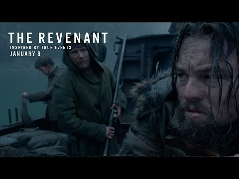 The Revenant trailers