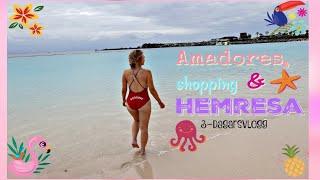 Beach, shopping & hemresa | Gran Canaria vlogg