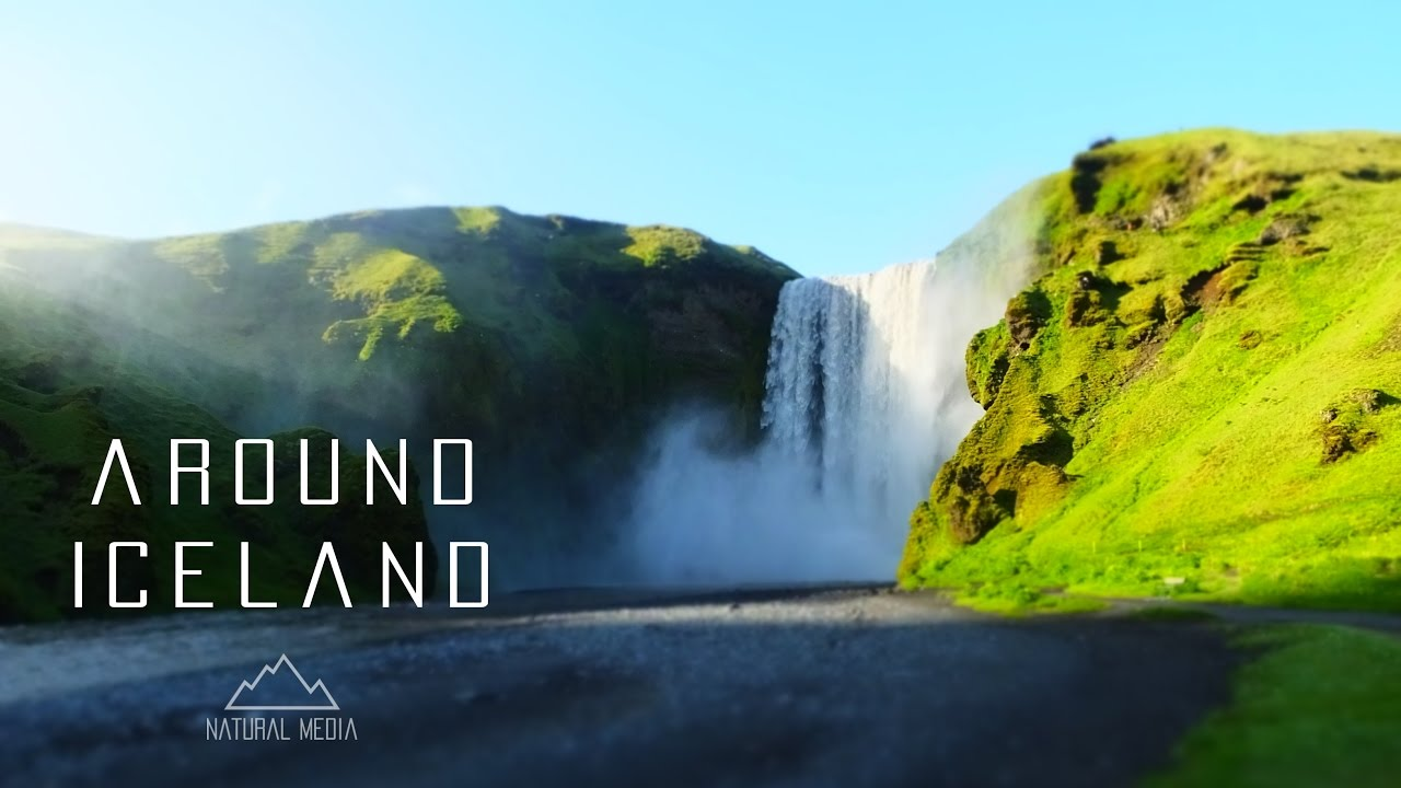 Around Iceland - A Travel Video