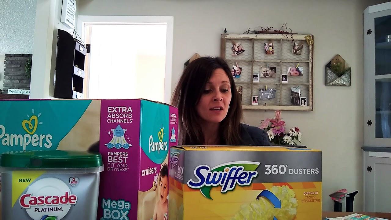 Pampers UnderJams Diapers