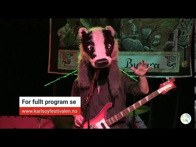 Bydyra på Blitz Karlsøyfestivalen 2020