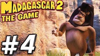 Прохождение Мадагаскар 2: Побег из Африки - Часть 4 - Испытания Алекса.