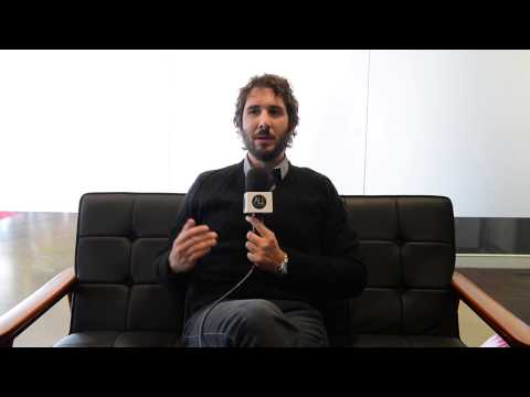 Josh Groban (USA) on his dream collaborations and more!