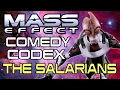Mass Effect Comedy Codex - The Salarians
