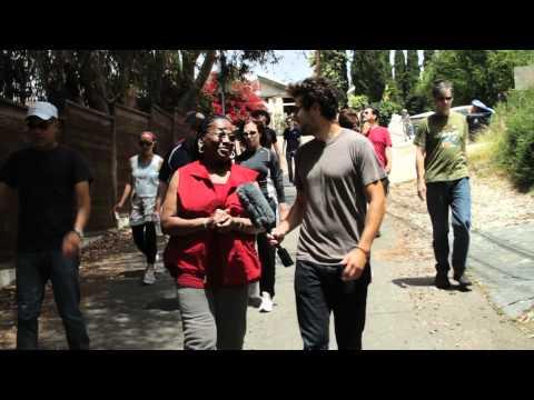 Walking the 'Secret Stairs' of Los Angeles