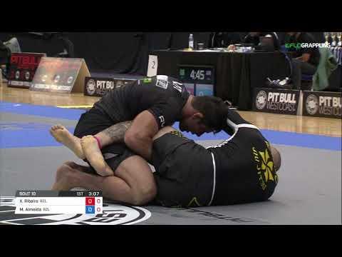 Marcus Buchecha VS Xande Ribeiro 2017 ADCC Championship