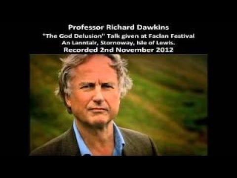 Richard Dawkins, 2nd November 2017, An Lanntair, Stornoway