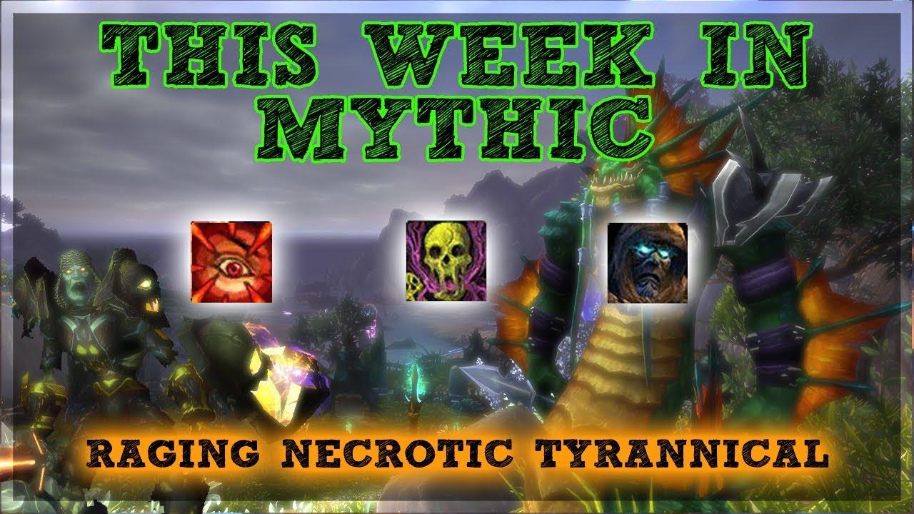 mythic + raging