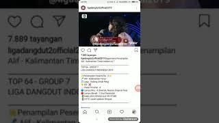 ALIF LIDA 2019 KALIMANTAN TIMUR (DATANG UNTUK PERGI)