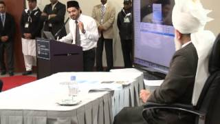 Mulaqa'at with Students from USA (English)