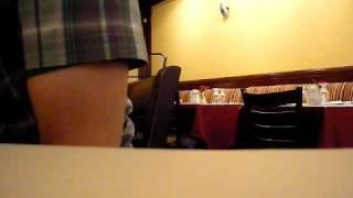 Mario Bros music in Indian Restaurant