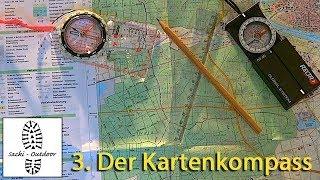 Karte + Kompass: 3. Der Kartenkompass