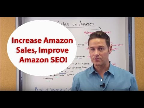 Increase Amazon Sales, Improve Amazon SEO – John Lincoln, Ignite Visibility