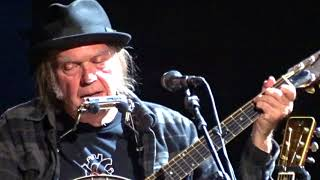 "Neil Young ""Mellow My Mind"" 7/12/18 Boston MA"